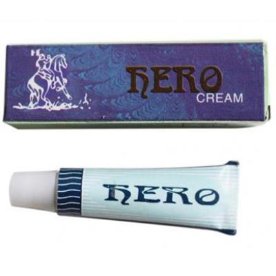 Giá bán 6 tuýp gel HERO CREAM chống xuất tinh sớm cho phái mạnh chính hãng