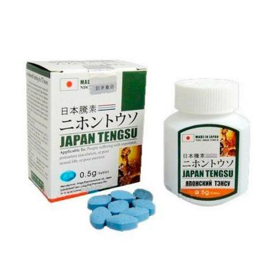 Giá bán Thuốc tăng cường sinh lý thảo dược Japan Tengsu
