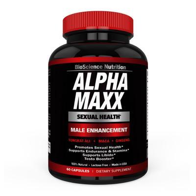Giá bán Thuốc tăng kích cỡ dương vật Alpha MAXX USA chính hãng